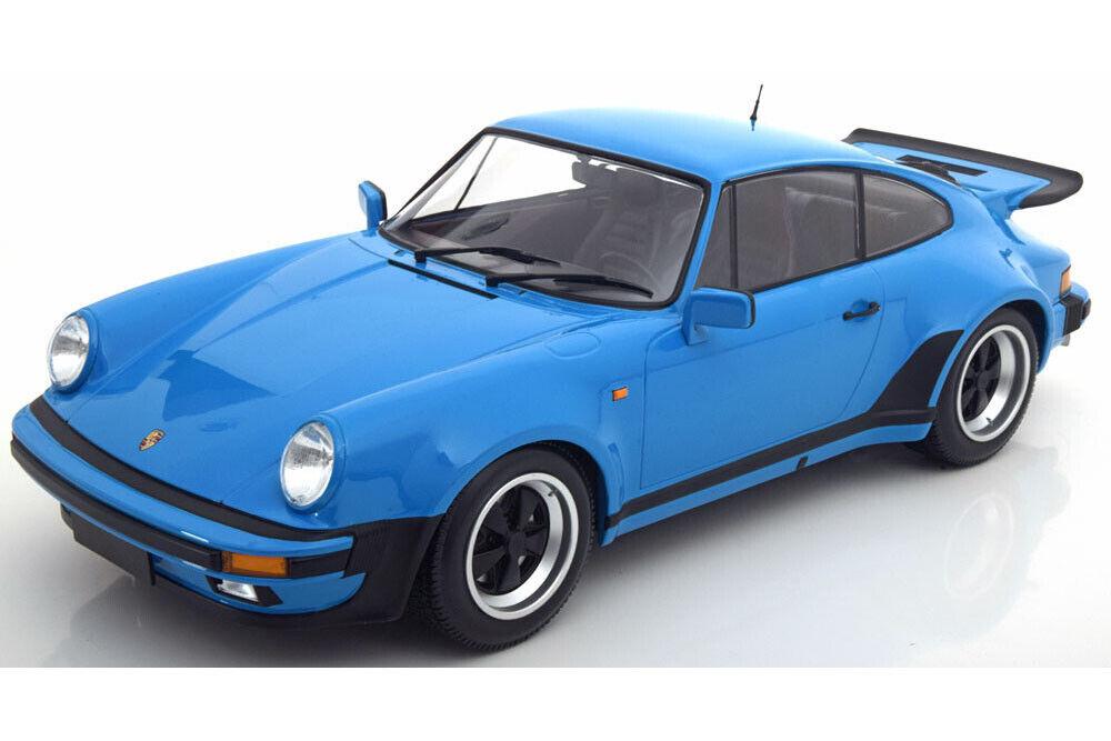MINICHAMPS 1977 Porsche 911 Turbo Mexico Mexico bluee 1 12 Large Car New LE 100pcs