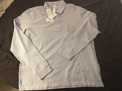 Casual Button-down Shirts Nwt Lacoste Men's Slim Fit Garment Dyed Size 3xl Long Sleeve Polo Shirt Gray Clothing, Shoes & Accessories