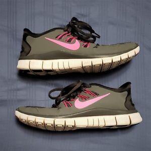 Nike Free 5.0 2014 Women's Running Shoes BlackPink