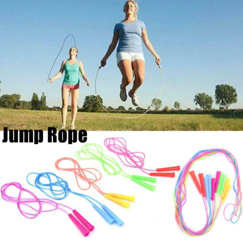 Sports Training Non Slip Jump Rope Skipping Rope Cardio Exercise Speed Wire
