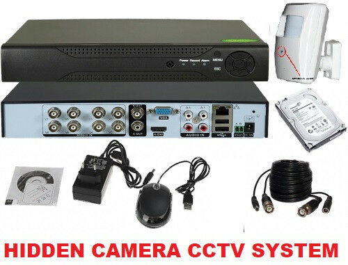 Spy Hidden Nanny CCTV camera recording system DIY kit @R1250 each |  Westville | Gumtree Classifieds South Africa | 217197503