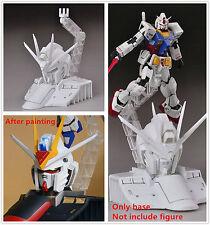 DX-Hobby 1/48 Strike Freedom head Display Base for Bandai RG HG 1/144 Gundam