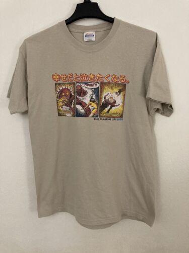 Vintage Flaming Lips Shirt 2003 Yoshimi Large Soni
