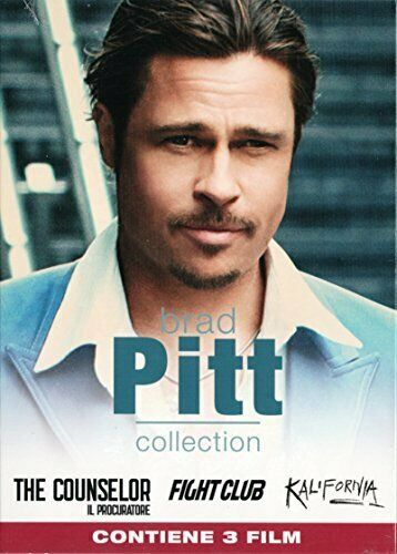 Brad Pitt Collection (3 Dvd) 20TH CENTURY FOX