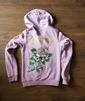 Women's Clothing Strict Sweetjacke/hoodie Ed Hardy Für Damen Clients First Clothing, Shoes & Accessories