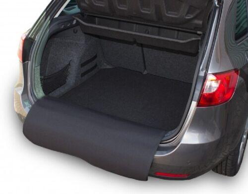 BMW F23 Cabrio ab 09.2014 Paßform Kofferraummatte Stoßstangenschutz