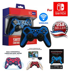 Nintendo-Switch-Pro-Controller-Turbo-Function-Bluetooth-wireless-joypad-joystick