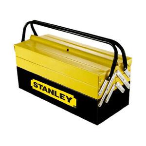 Boîte à outils métallique 5 cases STANLEY 1947384