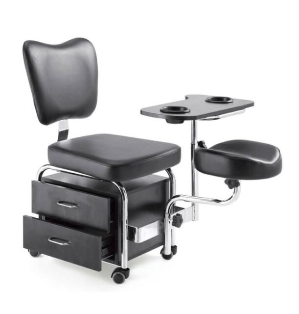 Urbanity Manicure Pedicure Nail Station Beauty Chair Stool Table Spa ...