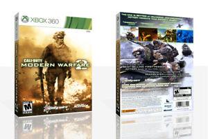 Modern Warfare 2 Cover Art