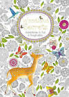 Woodland Secrets: Adventures in Ink and Imagination by Flame Tree Publishing (Paperback, 2016)
