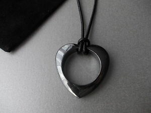 1-X-LARGE-BLACK-HEMATITE-OPEN-HEART-NECKLACE-WITH-BLACK-LEATHER-NECKLACE