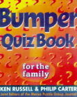 Bumper Quiz Book for the Family by Ken Russell, Philip J. Carter (Hardback, 1998)