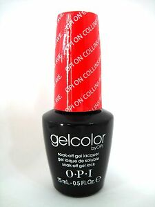 Image Is Loading Opi Gelcolor Gc B76 On Collins Ave