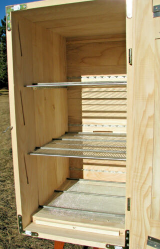 3 story with 2 Langstroth Slovenian AZ beehive 30-frames feeder