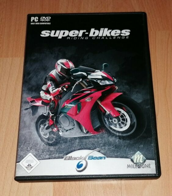 "** Super-Bikes: Riding Challenge (PC) ""Gut"" Komplett in OVP! **"