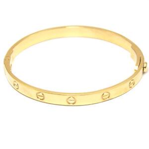 9ct Carat Yellow//Rose Gold Ladies Bangle