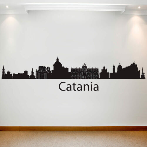 Large Wall Decal Sticker Art Removable Waterproof Vinyl Transfer Catania