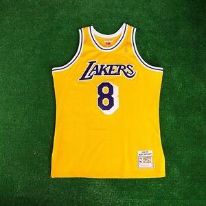 88556ef63b0 Image is loading 1996-97-Kobe-Bryant-Los-Angeles-Lakers-Mitchell-