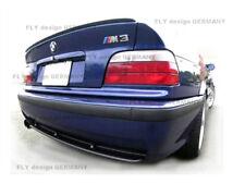 für BMW E36 Compact 3er Autospoiler Lackiert Titansilber Silber trunk lid heck a