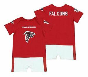 best loved 1ab52 325ff Details about NFL Infant Atlanta Falcons