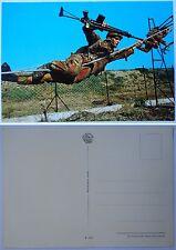 "Cartolina Postale ""PARA' IN ADDESTRAMENTO - FOLGORE"" - Anni '70/'80 (Originale)"