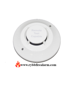 Honeywell Silent Knight SK-PHOTO-W Addressable Photoelectric Smoke Detector WHT