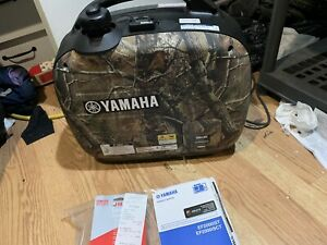 Yamaha generator in mint condition