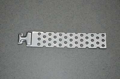 50 Stück Flachanker Anschlussanker Edelstahl V4A Mauerverbinder