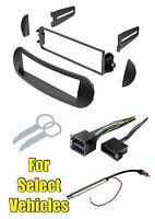 Radio Kit Combo For 1998 1999 2000 2001 2002 2003 2004 2005 2006-2011 Vw Beetle