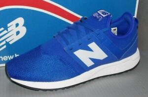 2ba941b340e4 MENS NEW BALANCE MRL247BW IN COLOR BLUE   WHITE SIZE 10 190737386550 ...