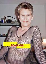 JAMIE LEE CURTIS  EROTIC 8 X 10 PHOTOGRAPHIC IMAGE R308