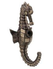 "5.25"" Steampunk Seahorse Wall Hook Home Decor Figure Figurine"