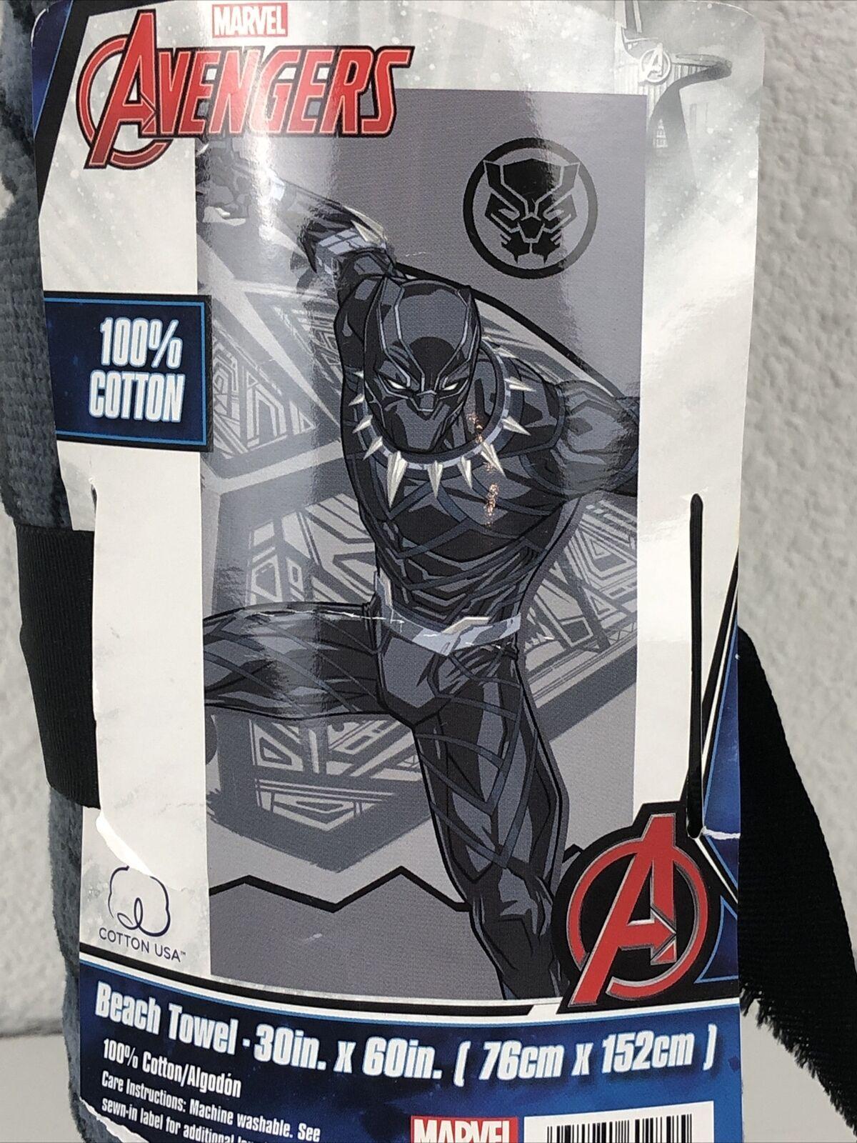 Marvel Avengers Infinity Wars Bath Beach Towel For Sale Online Ebay