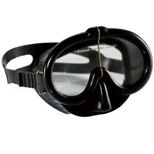 Maschera Cressi Sub Pinocchio Nero Apena Pesca Mare Mask Mascare Masque Marchandises De Proximité