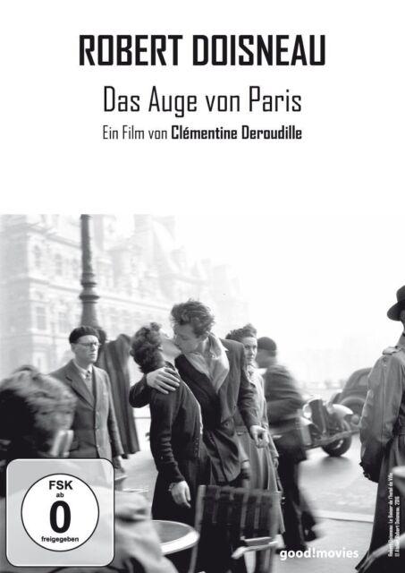 ROBERT DOISNEAU - DAS AUGE VON PARIS  DVD NEUF