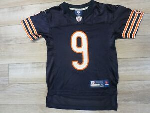 reputable site db44b 9f176 Details about Robbie Gould #9 Chicago Bears NFL Reebok Jersey Youth S SM 8