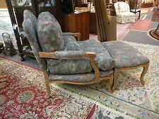 CHAIR - KREISS COLLECTION ORIGINAL - OVERSIZED CHAIR AND OTTOMAN