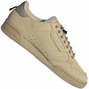 Adidas Originals Continental 80 Inverno Sneaker da Uomo Scarpe Basse Nuovo