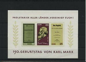 Germany-GDR-vintage-yearset-1968-Mi-Block-27-Mint-MNH-More-Sh-Shop