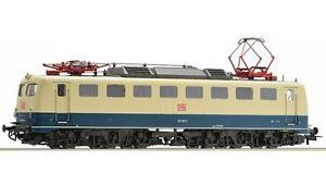 Roco-52544-Elektrolokomotive-BR-150-DB-AG-H0-DC-Neu