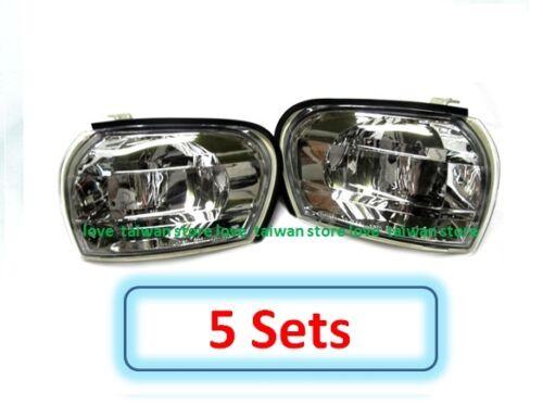 New for SUBARU IMPREZA GC8 CC8C 1995-2000 Corner Lights Lamps Clear 5 Sets
