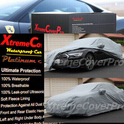2008 2009 2010 2011 2012 Audi A4 S4 Breathable Car Cover w//MirrorPocket