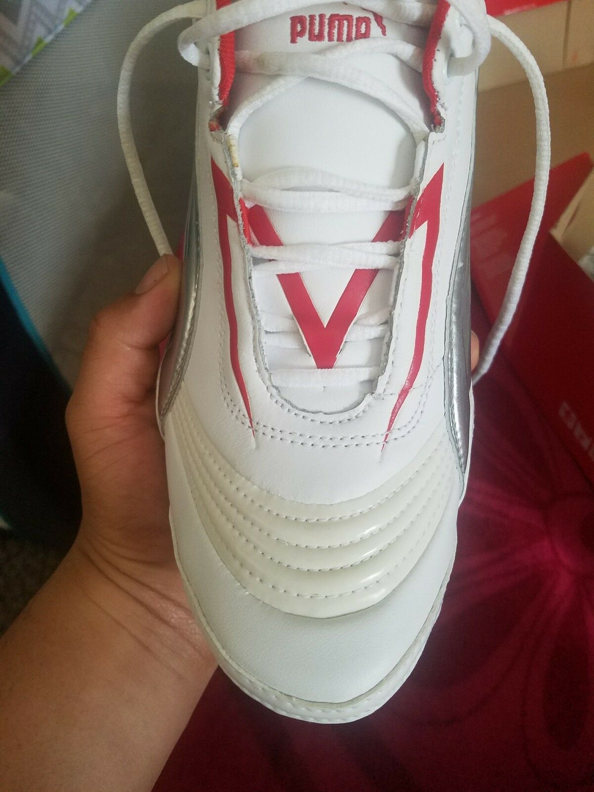 Puma mens Speed Racer match 5 shoes special eddtion movie