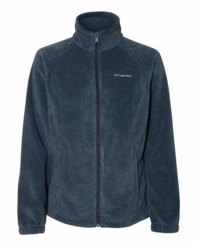 Columbia Women/'s Benton Springs Fleece Full-zip Jacket 137211