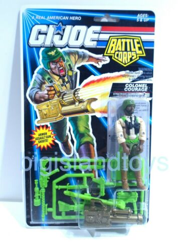 GI Joe A Real American Hero Action Figures Sealed 1991 1992 /& 1993 MULTI-LISTING