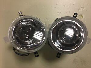 Hyundai-Terracan-2001-2004-SUV-FOG-LAMP-LIGHT-LEFT-and-RIGHT-set-NEW