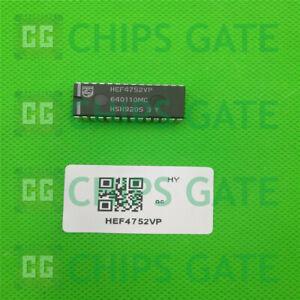 1PCS-PHILIPS-HEF4752VP-DIP-28-A-C-motor-control-circuit-IC