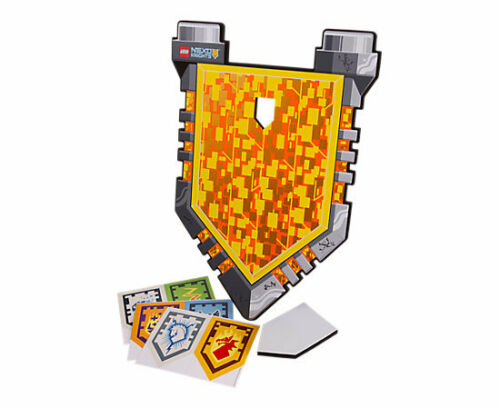 LEGO NEXO KNIGHTS Knight/'s Power-Up Shield 853507 Brand New Boxed