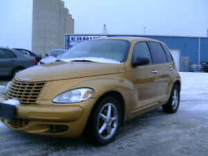 2002 Chrysler PT Deam Cruiser Collector Edition